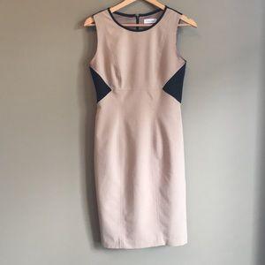 Slim Dress Calvin Klein